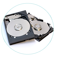 Onsite Hard Disk Shredding/ Scraping