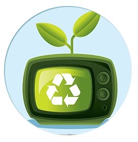 Recycle Your Old Television & Other Electronics
